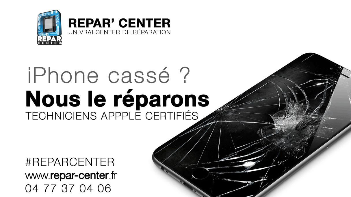 Reparation Iphone Montbrison
