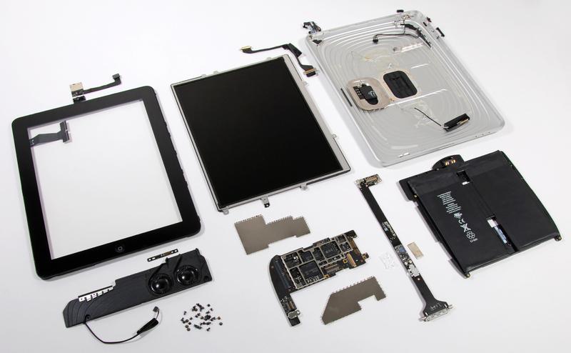 Réparation d'iPad à Saint-Étienne