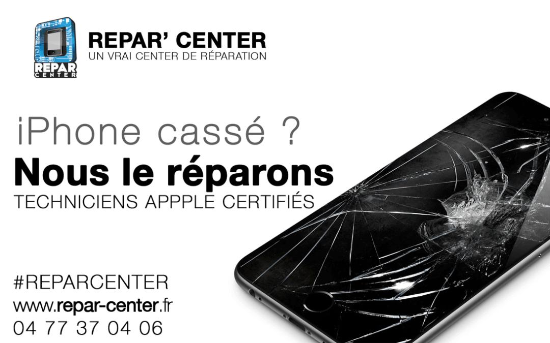 Comment avoir une bonne réparation iPhone Saint-Étienne?