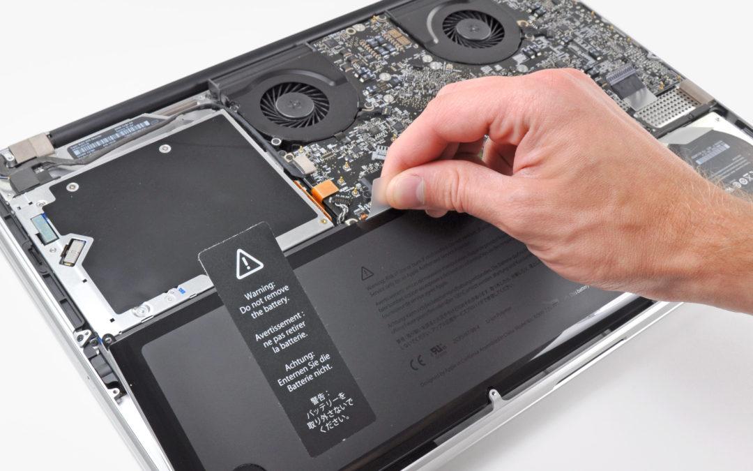 Comment préserver la batterie de votre mac ?