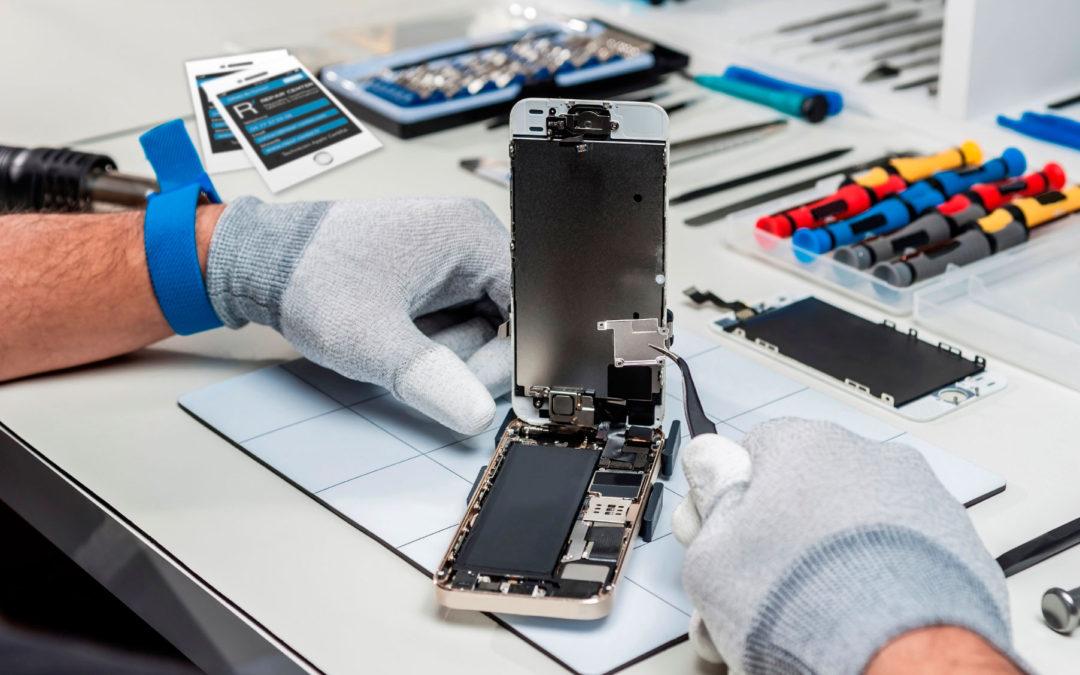 Nous réparons votre iPhone en moins d'une heure et sans rendez-vous