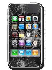 Remplacement vitre tactile iphone 3GS