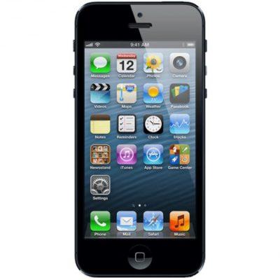 Désoxydation iPhone 5 tombé dans l'eau
