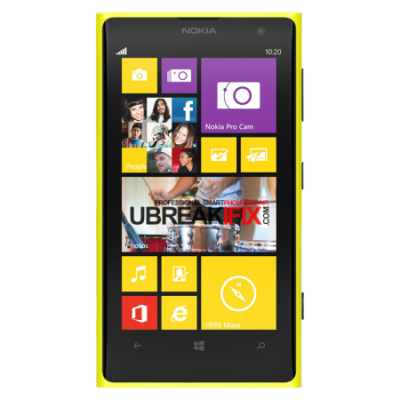 Remplacement Vitre Tactile Nokia Lumia 1020