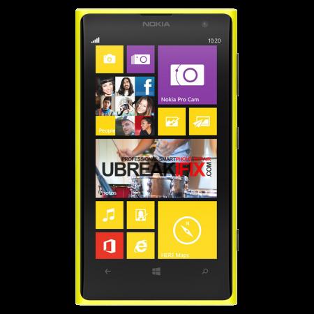 Devis Nokia Lumia 1020 tombé dans l'eau