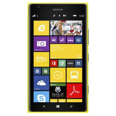 Remplacement Vitre Tactile Nokia Lumia 1520