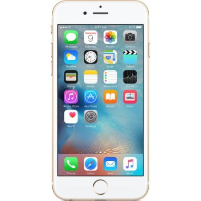 Remplacement Bouton Allumage iPhone 6S