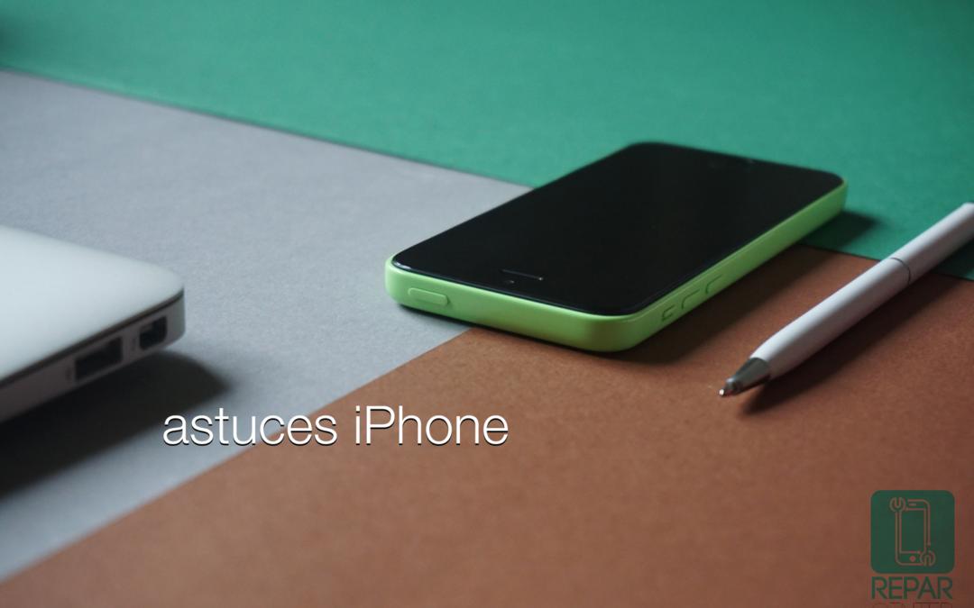 ASTUCE IPHONE – personnaliser votre Centre de contrôle